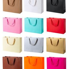 手提袋纸袋定制印刷烫金logo加厚白卡纸袋礼品袋私人定做牛皮纸袋
