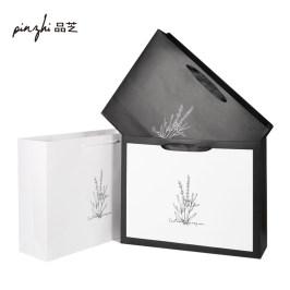 定制服装店手提袋印logo定做高档衣服牛皮纸袋购物包装礼品袋子厚